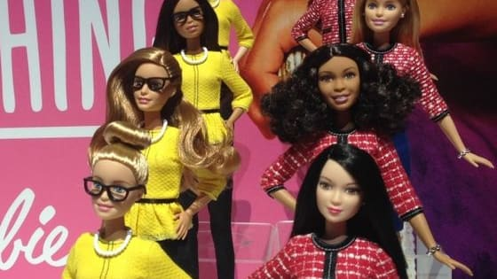 Mattel is releasing two new Barbie dolls in partnership with She Should Run to show girls everywhere they can be anything they want to be, and it's amazing!