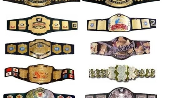 Who holds the American Championship, NXT or the World Heavyweight? Lets find out!