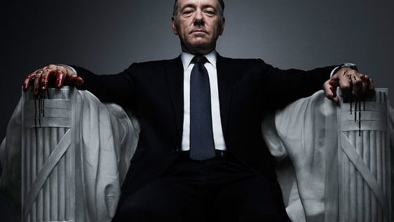Il quiz per veri fan di Frank Underwood