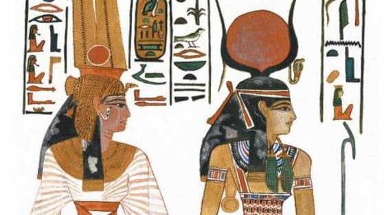 Find out which ancient Egyptian goddess you are most like!