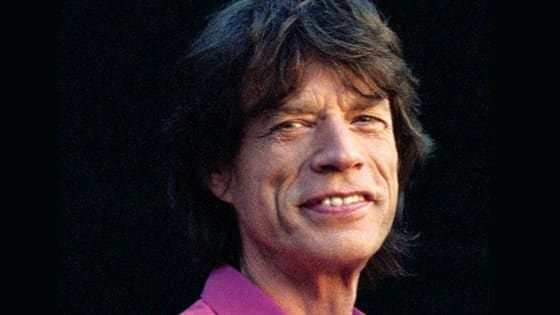 Celebrate Mick Jagger's birthday by matching these close-up lip pics to the rockers that belong to them!
