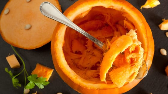 Yes, we know how taboo it is now - but there's a reason we all go punmpkin-crazy this time of year!