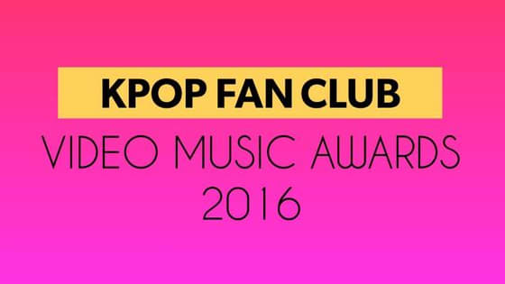 KVMA is an award presented by KPop Fan Club to honor the best in the music video medium.