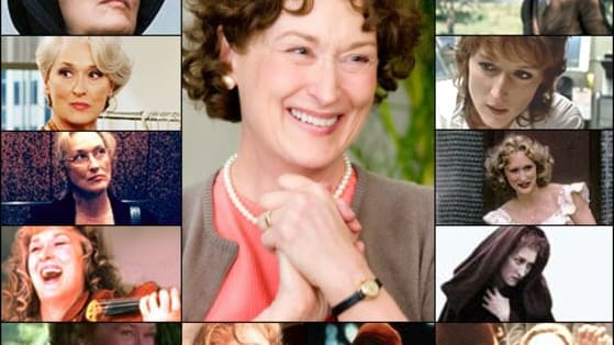 Meryl is known as our best living actress, and here are 20 times she proved it.