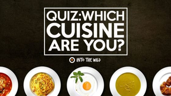 Do you like sweet or savoury? Do you grab the chopsticks or prefer a knife and fork? If you were food, which cuisine would you be?  Take the test to find out where your palate feels most at home!