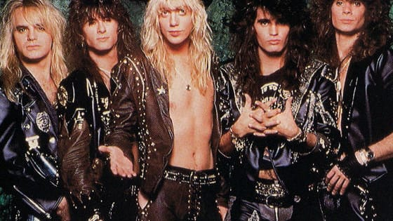 Relive the 80's hair metal craze with this epic quiz to find out which power ballad is talking about your love life.