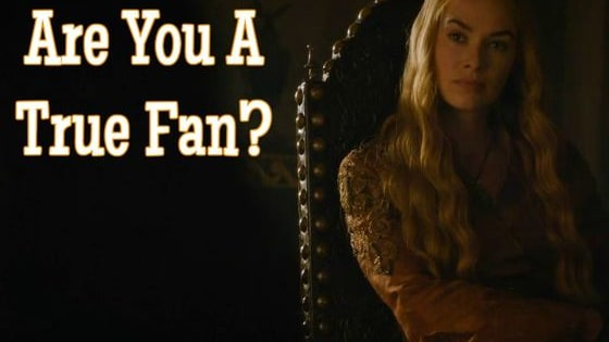 Don't let Cersei find out if you fail.