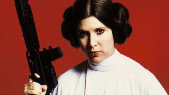 Disney are reportedly considering making Princess Leia the newest Disney princess. Should this happen?