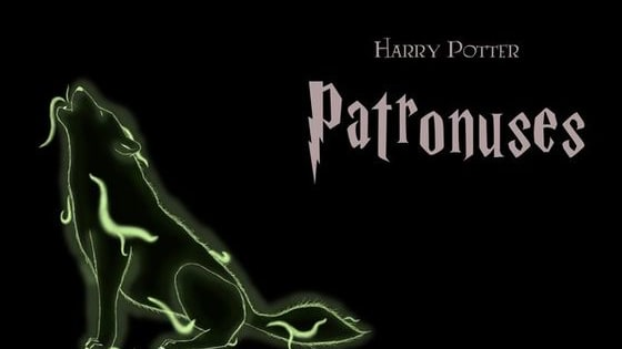Find out which form your patronus will take!