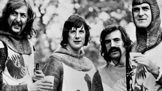 Which of Monty Python's Holy Grail characters are you most like? 'Tis a very silly quiz.