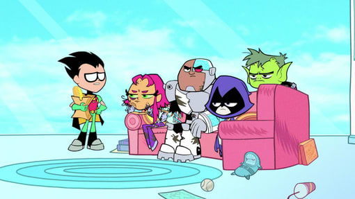 Do you have a good memory? Answer the trivia quiz and prove you are the ultimate Teen Titans Go! superfan!