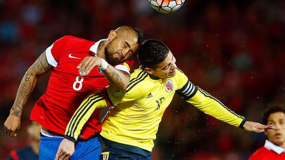 Colombia vs Chile, uno de los encuentros más 'candentes' de las Eliminatorias Rusia 2018 se juega en Barranquilla. ¿Te lo vas a perder?