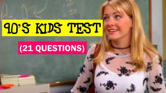 Can you name all 21 of the biggest kids TV shows from the 90's? Put your skills to the test with this super tricky quiz!