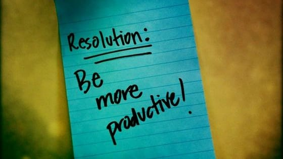"""For many of us """"be more productive"""" is at the top of our list of new year's resolutions. However, this broad goal can be tough to meet without a concrete strategy. Take this quiz to find out which area of productivity you should focus on in the new year!"""