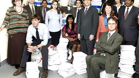 """Ever wonder who you're most like from """"The Office""""? It could be Pam, Jim, Dwight, Lets hope its not Micheal Scott. and even more! Take this quiz to find out"""
