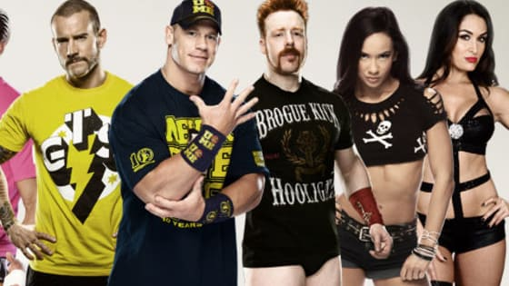 Want to know if you have a chance to be in WWE?