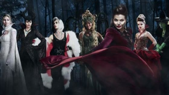 Which one of these OUAT villains is your favorite? Regina the Evil Queen? How about Maleficent? Or is it Rumple?