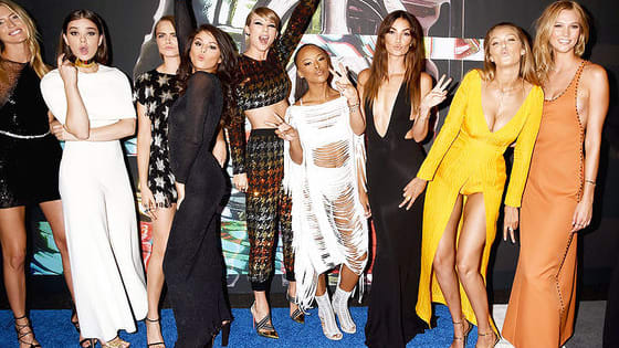 Karlie, Kendall, Gigi, Cara, Selena... the Swift Squad is rapidly growing every day with fab successful ladies - but which member would you be?