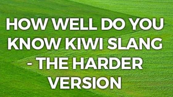 A lot of you thought that the last New Zealand slang quiz we did was too easy, so we decided to step it up a notch! Good luck...