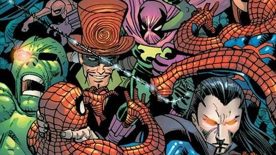 Do you think you can answer all 13 comic book related questions about classic gallery of Spidey's rogues? Try it out now!