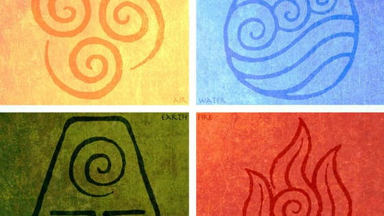 Based on the Avatar: The Last Airbender and Legend of Korra television series, determine which bending element is most appropriate for you.