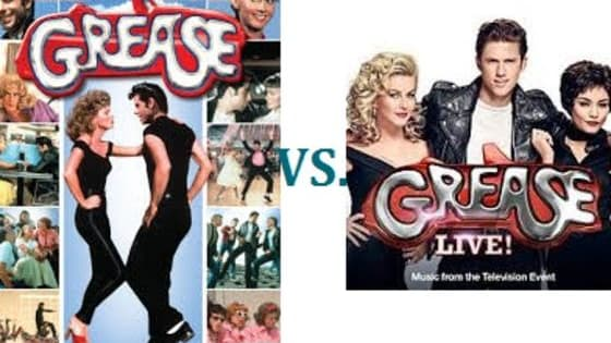 Grease is the word for just about every awesome person out there but which was better. The live performance where Vanessa Hudgens kinda hurt my favorite songs or the original with Stockard Channing? Definitely Grease NOT the live the live kinda put the movie to shame but it;s not there fault they just can't top the best movie ever.