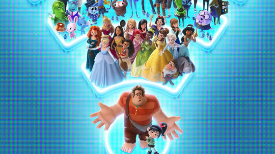 Think you could be one of the colorful Netizens of the internet? Take our quiz to see which 'Ralph Breaks the Internet' character you are!