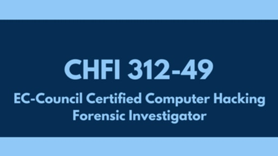 Start your Preparation for EC-Council 312-49 and become EC-Council Computer Hacking Forensic Investigator certified with edusum.com. Here you get online practice tests prepared and approved by EC-Council certified experts based on their own certification exam experience. Here, you also get detailed and regularly updated syllabus for EC-Council 312-49.