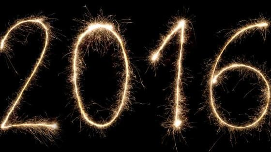 Let's see what other people think of 2016. Was it really an awful and shitty year or not?
