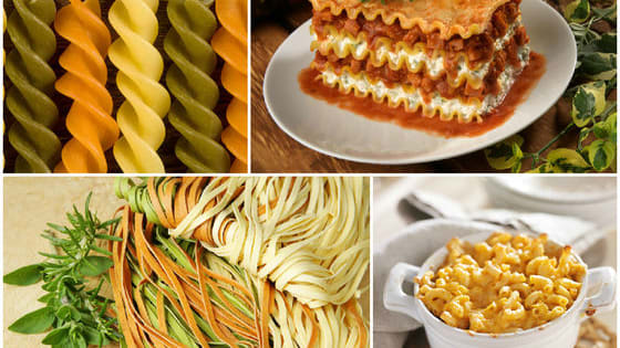 Is your persona like a penne primavera or a luscious lasagna?