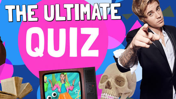We have loads of quizzes on the Fun Kids website, some of which you do really well on!  Can you face this ULTIMATE quiz? The toughest quiz EVER!  It's got 25 really, really, really hard questions and we've made it so it's almost impossible to finish!  Take the quiz below and let us know how well you get on in the comments!