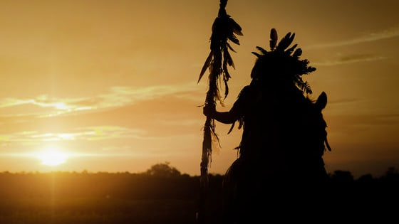 Find out what native American name suits your personality!