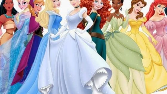Who is the best dressed Disney Princess?