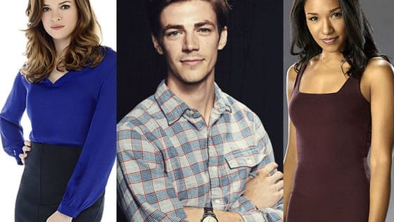 The Flash might actually be more complicated than Arrow at this point, with time travel, alternate dimensions and two pretty solid 'ships to choose from. Some fans definitely want Barry with long-time crush and best friend Iris, while others are busy shipping him with Caitlin Snow, his fellow scientist, confidant and friend. Who is Barry's love? Vote now!
