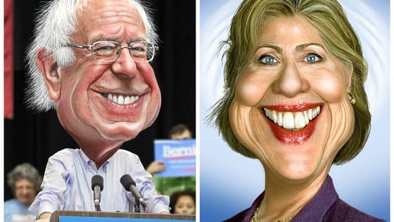 Do You Feel The Bern Or Hit Up Hilldog?
