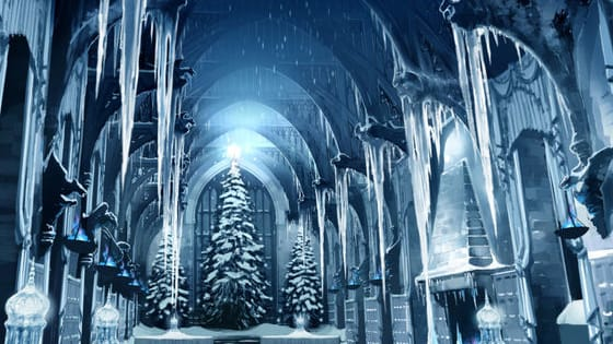 If you were able to attend the Yule Ball, what dress would you wear?