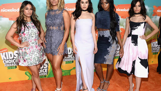No one was safe from the slime at last night's KCAs, but luckily we've rounded up the celebs' stylish outfits before they got covered in goo. Who do you think was best-dressed? Cast your vote now!