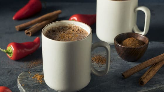 Baby, it's cold outside so how about some hot chocolate? Even better, how about some spice in your hot chocolate? Take your cocoa game south of the border.