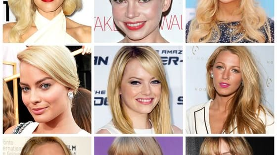 Blonde shades comes out as colorful as a rainbow, but which suits your hair best?
