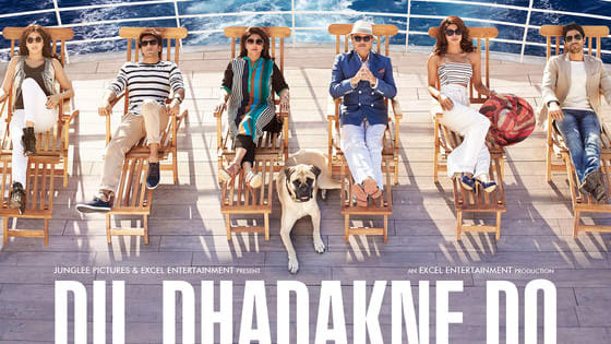 Play to Find out which of the Dil Dhadakne Do Characters you resemble the most!