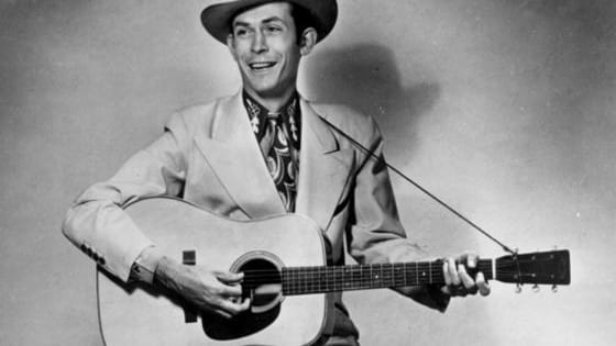 Choose some song lyrics and find out which legendary Hank Williams Sr. song you are.