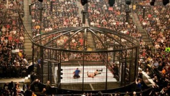 Elimination Chamber has just happened and we want to see how well you know the structure?! Can you get 20/20? Challenge your friends to beat your score!