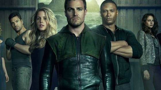 Click to find out which Arrow character is most like you.