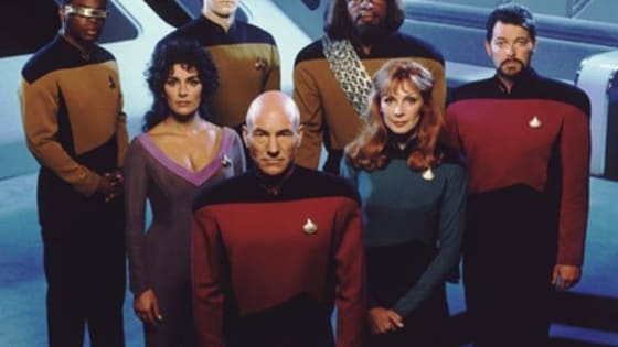 Boldly go where no one has gone before, and discover which Star Trek: TNG episode describes your life!