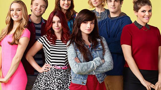 Can you name all the characters from Awkward?