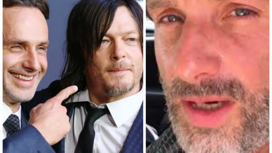 Although the prank war between Lincoln and Norman Reedus is perpetual, it's taken a turn for the sparkly lately....