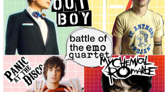 How well do you know the members of the emo quartet? Do you know which bands they belong to? Find out here!