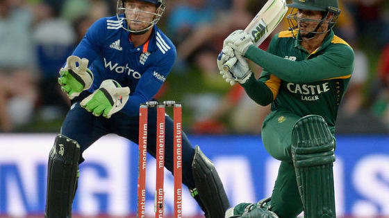 What has been your most memorable moment in the first ODI between the Proteas and England?