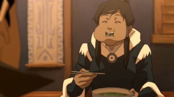 """Choose your favourite food and find out what kind of bender you are from """"The Legend of Korra"""" and """"Avatar: The Last Airbender""""! Earth, fire, water, or air?"""
