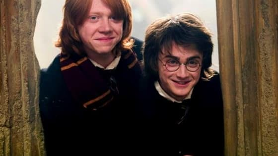 Let's face it, we've all had those moments. Harry Potter and Ron Weasley are no different.